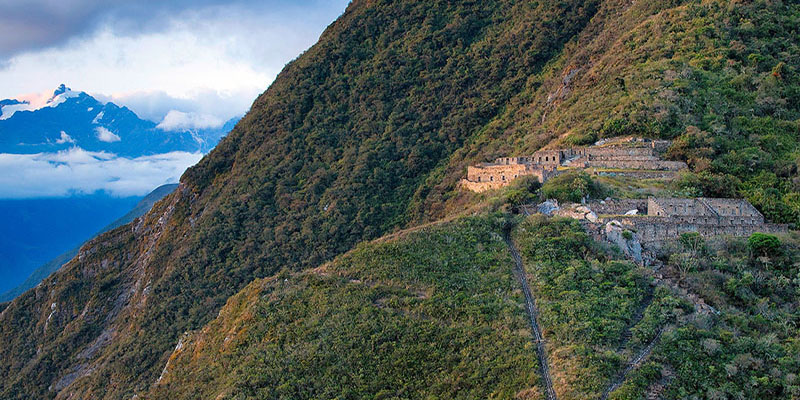 choquequirao tour trek